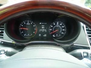 '16 K900 gauges detail