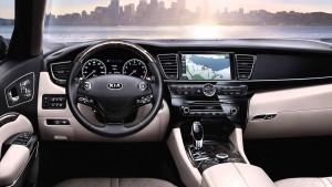 '16 K900 interior 1
