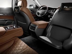 '16 K900 rear seat