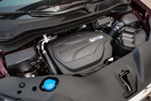 '17 Ridgeline engine