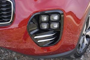'17 Sportage light detail