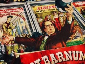 Barnum lead