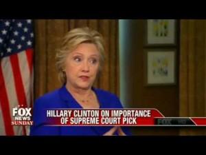 Hillary Supreme