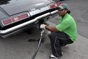 rear gas cap