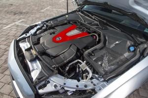 Mercedes-Benz C-Klasse Cabriolet (A205), Press Test Drive Trieste 2016