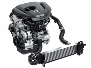 '17 CX-9 engine 2
