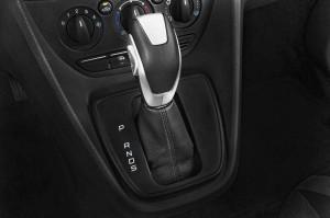 '17 Transit shift lever