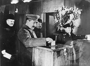 stalin-voting
